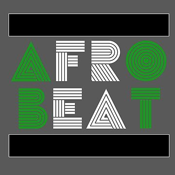 AFRO BEAT - THE NAIJA HEART BEAT by MelanixStyles