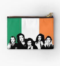 Bolso de mano Derry Girls bandera irlandesa