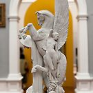 The birth of Pegasus by Gavin Kerslake