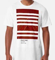 yikes pantone alesia markenmuster-collage trendy Longshirt