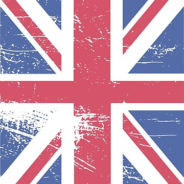UK Flag  by Vdubs59