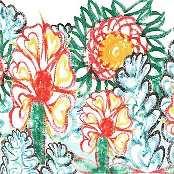 Glorious Garden by KazM