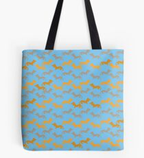 Nigel Darling Print  Tote Bag