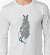 Bear Sesh Long Sleeve T-Shirt