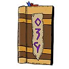 THE TOME OF ARCANE MAGIC by ShopRegravity