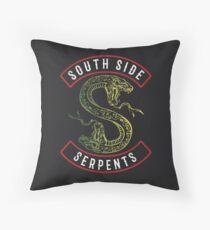 Cojín Serpientes del lado sur de Riverdale