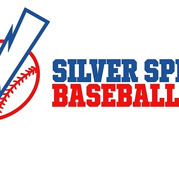 "T-Bolts ""Silver Spring Baseball"" Design by T-Bolts"