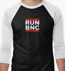 Camiseta ¾ bicolor para hombre FUNCIONAMIENTO BNC