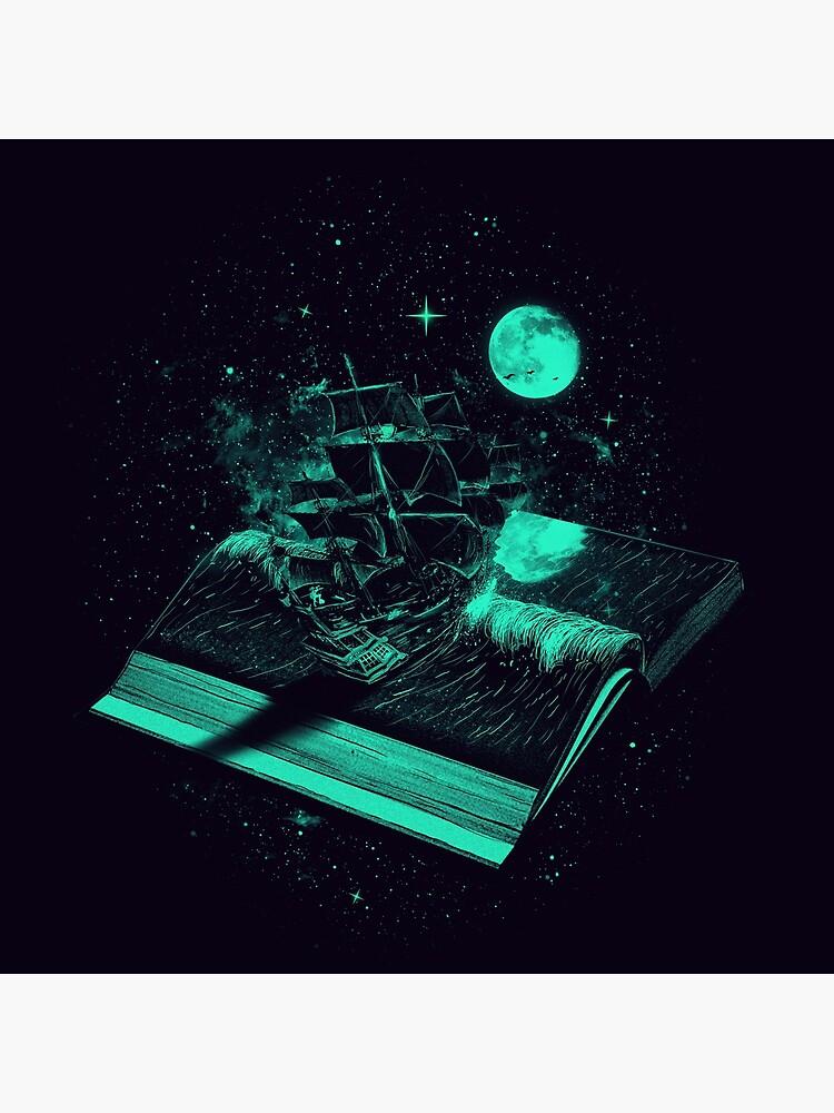 Überqueren Sie das raue Meer des Wissens von nicebleed