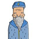 THE WISE WIZARD by ShopRegravity