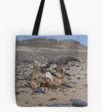 Southwold Driftwood Tote Bag