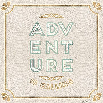 Adventure is Calling Mosaic – Cream Palette by catcoq