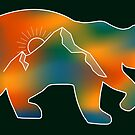 Ursa California by TrilliumDesign