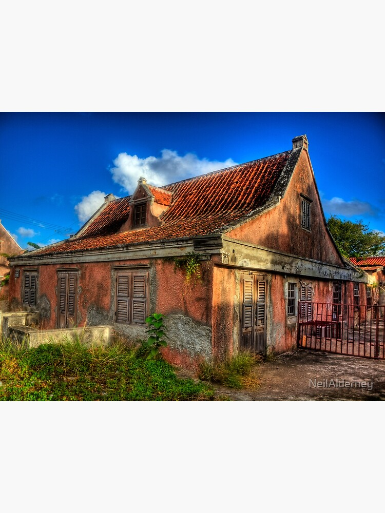 Another Derelict House on Curacao by NeilAlderney