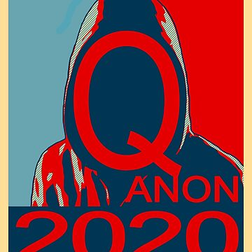 QAnon 2020 - The Great Awakening by bigtimmystyle