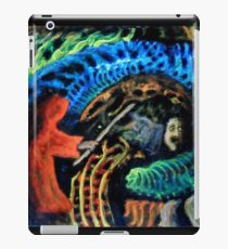 Shaman vs. Wizard iPad Case/Skin