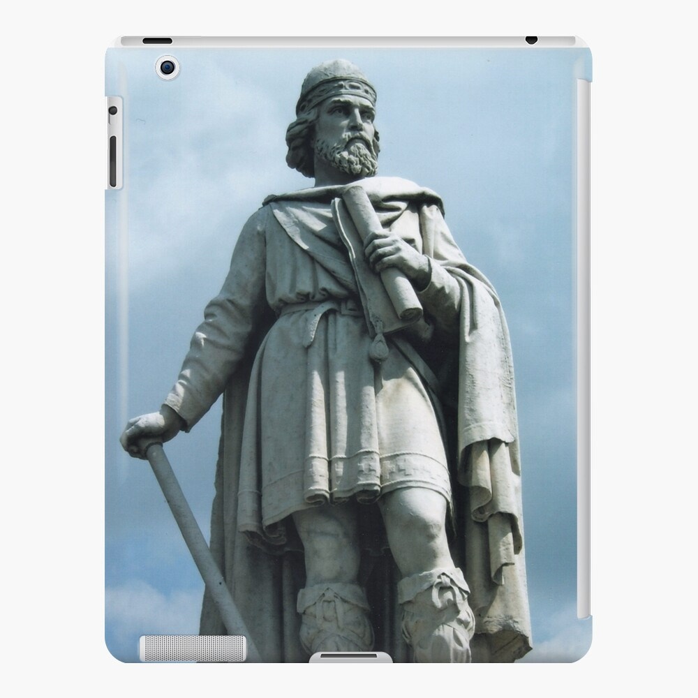 Alfred The Great, Wantage iPad Case & Skin
