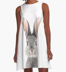 Baby Hase A-Linien Kleid