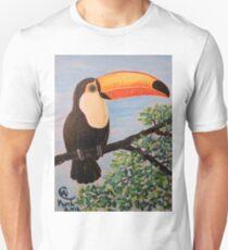 Balance That Beak Unisex T-Shirt