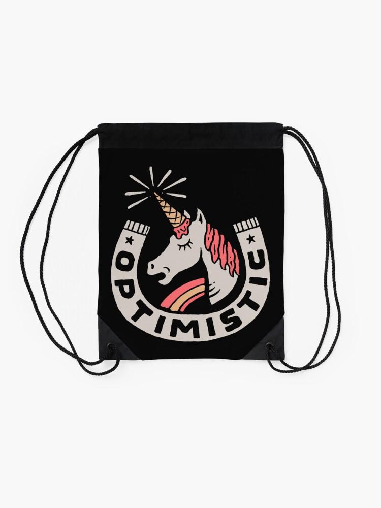 Alternate view of Optimist Drawstring Bag