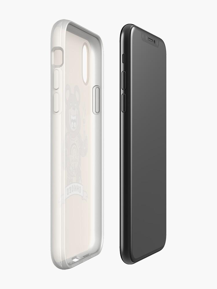 Alternative Ansicht von Oh nein iPhone-Hüllen & Cover