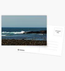 PURE BLUE Postcards