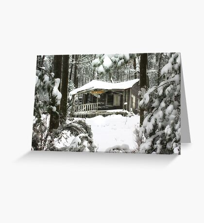 Idle Hours Greeting Card
