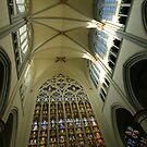 Stained glass windows of Altenberg Cathedral by christopher363