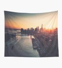 new york city skyline Tenture murale