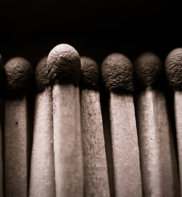 matches by Tony Day