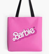 Bolsa de tela Barbie