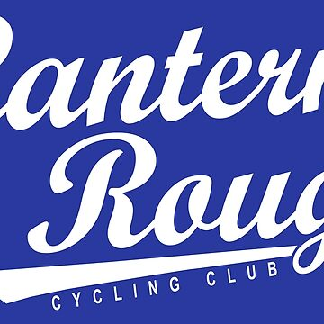 Lanterne Rouge Cycling Club by esskay