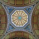 The Great Dome - Royal Exhibition Building - Melbourne by TonyCrehan