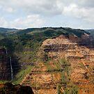 Waimea Canyon, Kauai, Hawaii by Chesil
