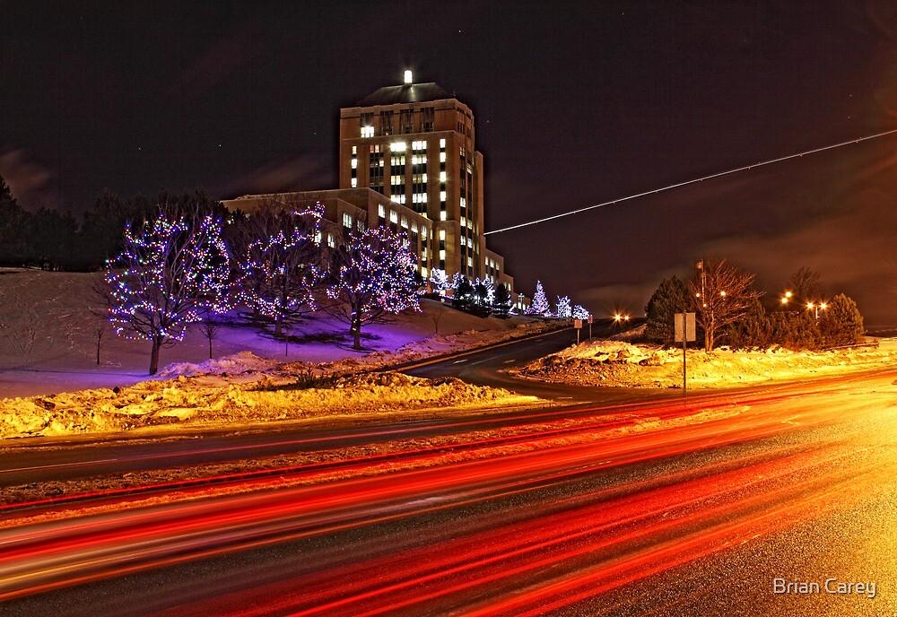 Confederation Lights by Brian Carey