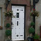 The Old Farmhouse Door by Bernadette Watts