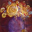 Yellow Rose by Val Spayne