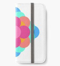 Flower Cube iPhone Wallet/Case/Skin