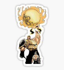 Escanor The Lion's Sin Of Pride Sticker
