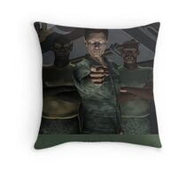 Section 9 Throw Pillow