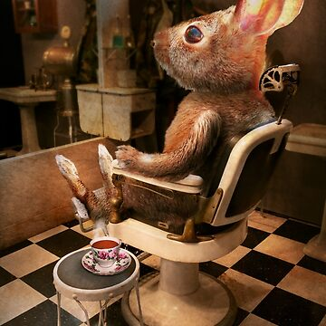 Animal - Rabbit - Hare cut by mikesavad