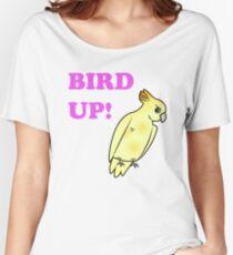 Bird UP Women's Relaxed Fit T-Shirt