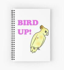 Bird UP Spiral Notebook