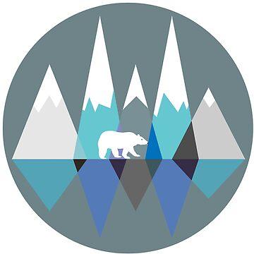 Polar Bear by Pferdefreundin