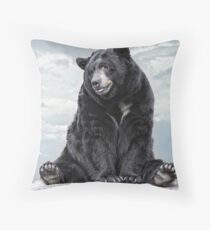 Lions & Tigers & Bears, Oh My! Throw Pillow