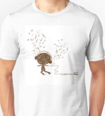 Music feeling Doodle T-Shirt