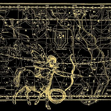 Sagittarius Constellation, Centaur, Astronomy, Astrology, Zodiac, Horoscope,  by MySunLife