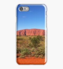 Uluru iPhone Case/Skin