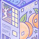 «Peach Motel» de LauraOConnor
