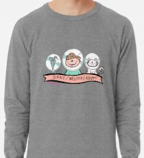 SPAY / NEUTER / ADOPT Lightweight Sweatshirt